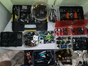 RC yard sale thousands of parts and much much more