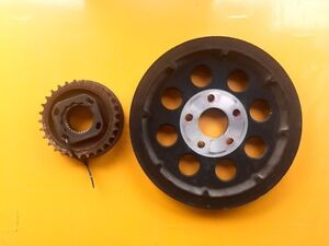 Harley Sportster Rear Pulley and Transmission Gear Set