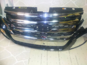 Grill for 2011-2015 Ford Explorer
