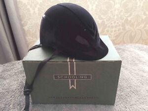 Barely used Troxel Capriole helmet (horse riding)