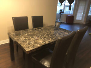 Leaving soon, selling dining table