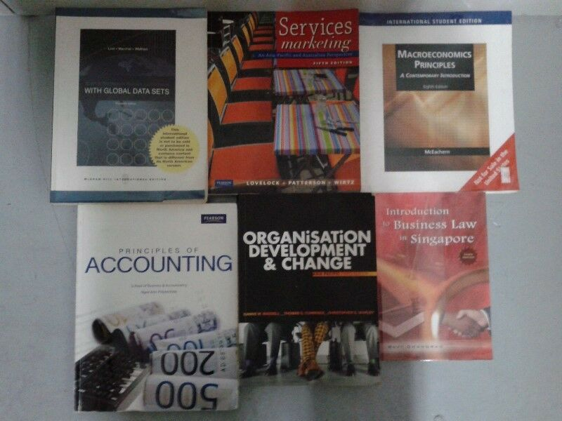 Business/nursing/sociology textbook