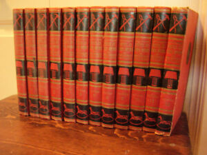 ENCYCLOPEDIE FAITE-LE-VOUS-MEME 12 VOLUMES COMPLET.