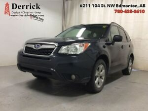 2016 Subaru Forester Used Sym AWD Ltd Sunroof B/U Cam $170 B/W