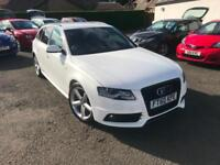 Audi A4 Avant 2.0TDI ( 143ps ) Special Edn 2011MY S Line