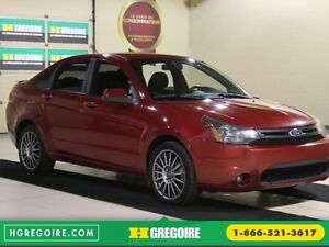 2011 Ford Focus SES AUTO A/C GR.ELECT MAGS BLUETHOOT