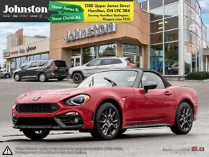 2019 Fiat 124 Spider Abarth Convertible  ~Abarth~$175.58/Wk