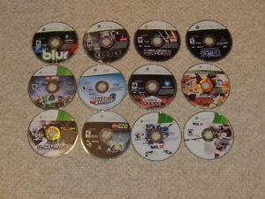 Various Assortment of Xbox 360 Games