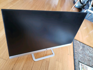 HP Monitor 22 er 21,5 pouces