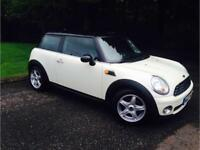 2007 MINI Hatch 1.6 Cooper Hatchback 3dr Petrol Automatic (161 g/km, 120 bhp)