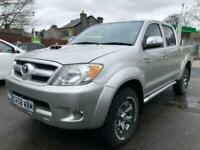 58 plate -Toyota Hi-Lux 3.0D-4D ( Euro IV ) Invincible - 10 months mot