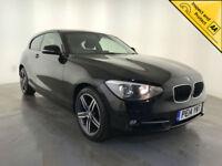 2014 BMW 120D SPORT DIESEL 3 DOOR HATCHBACK 1 OWNER SERVICE HISTORY FINANCE PX