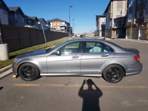 2009 Mercedes C350 Priced To Sell
