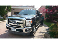 2011 Ford F-350 Lariat Pickup Truck low milage