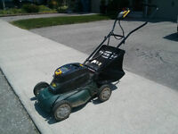Cordless Electric Lawnmower BATTERY INCLUDED