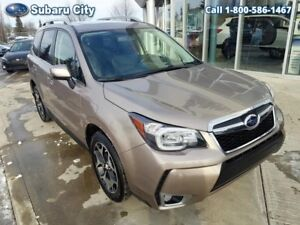 2014 Subaru Forester LIMITED,XT TURBO,AWD,LEATHER,SUNROOF,,250 H