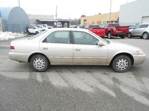 1999 Toyota Camry Auto 4 Cyil 161000KMS HOT BUY LOW KMS