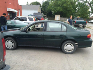 """""""""""""""REDUCED 2003 CHEVY MALIBU CERTIFIED AND E TEST"""