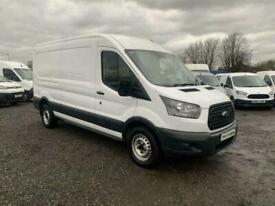 FORD TRANSIT VAN 2.0 350 L3 H2 P/V 129 BHP DIESEL *BUY TODAY FROM £374 P/MONTH*