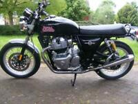 Royal Enfield INTERCEPTOR INT 650 2020 1805 mile 1 owner, HPI clear, Classic A2