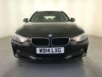 2014 BMW 320D BUSINESS EFFICIENT DYNAMICS AUTO ESTATE 1 OWNER SERVICE HISTORY