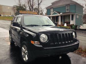 Jeep Patriot North 4X4 - traction intégrale
