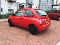Nissan Micra With Reverse Parking Sensors and 1 Year MOT Excellent Runner
