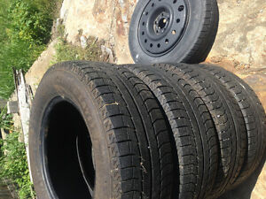 Michelin X-Ice Latitude Snow Tires
