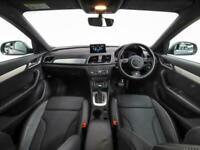 2018 Audi Q3 1.4T FSI S Line Edition 5dr S Tronic Auto Estate Petrol Automatic