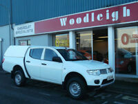 2013 MITSUBISHI L200 4X4 DOUBLE CAB 4WORK