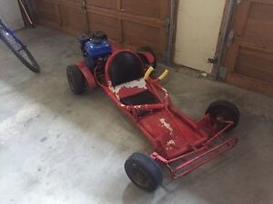 Awesome little Go-kart