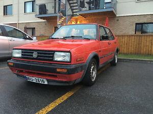 1992 Volkswagen Jetta 1.6td Sedan
