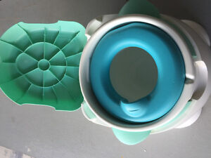 Toddlers training potty