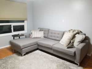 Sectional Couch (like new)