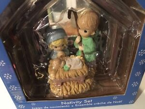 Precious moments nativity set brand new in boxes.  Kitchener / Waterloo Kitchener Area image 1