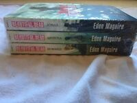 Set of 3 Eden Maguire Books