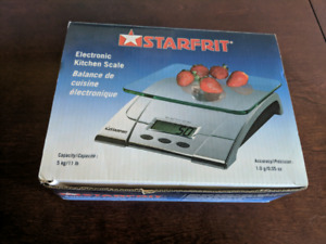 Starfrit digital scale