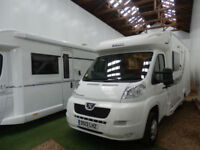 ELDDIS AUTOQUEST 155 / LOW PROFILE / 3500KG / 4 BERTH / SORRY NOW SOLD