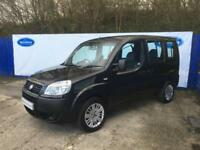 2009 Fiat Doblo 1.3 Multijet 16v Active Diesel Disabled Wheel Chair