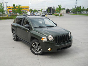 2009 Jeep Compass, Automatic, 4x4, Certify, 3/Y warranty availab