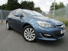 2013 Vauxhall Astra 2.0 CDTi 16V SE 165 BHP 5DR AUTOMATIC TURBO DIESEL ESTATE...