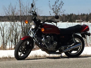 1979 Honda CBX1000 in excellent condition