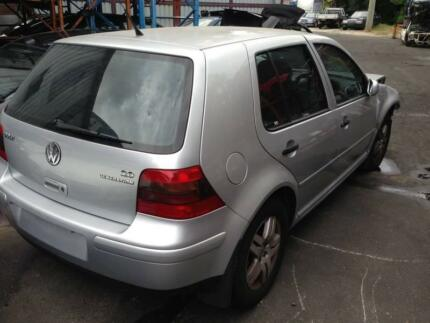 Golf Mark 4 vw Golf Mark 4 Silver Complete