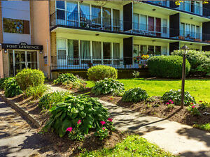 1 bdrm apartment sublet apr-july, with option to renew