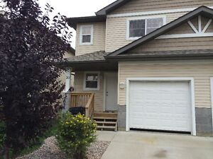 Spruce Grove Duplex For Rent