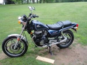 Wanted: 80s 450-600cc bike