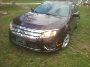 2011 Ford Fusion sel Sedan OPEN TO TRADES