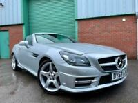 2013 Mercedes-Benz SLK SLK 250 CDI BlueEFFICIENCY AMG Sport 2dr Tip Auto CONVERT