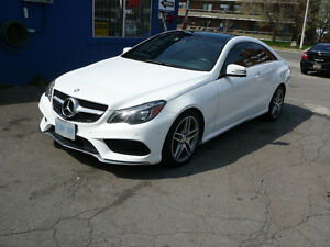 2014 Mercedes-Benz E-Class E 350 Coupe (2 door)