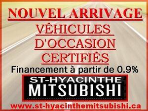 2017 Mitsubishi Outlander GT NAVI démo